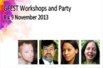 GFEST 2013 Workshops & Party